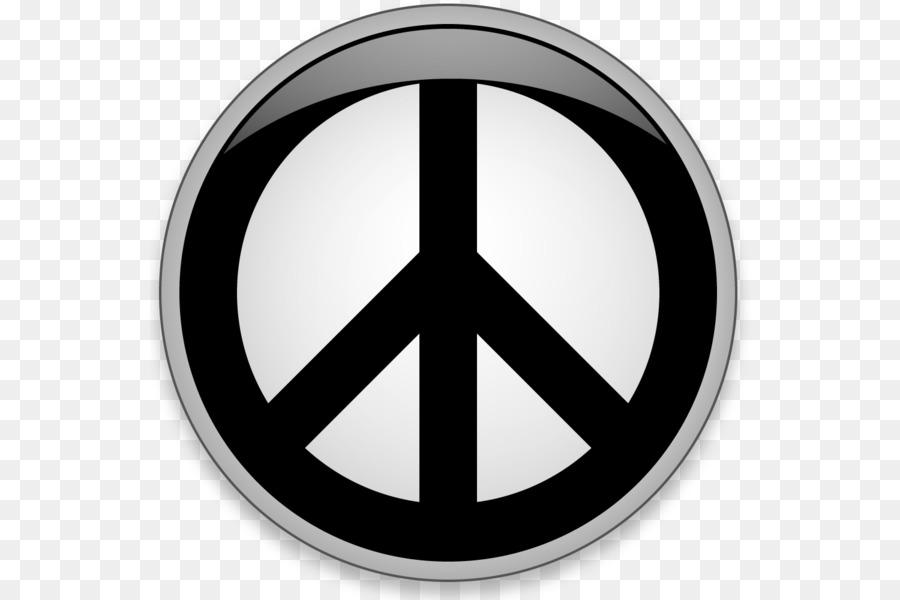 Peace Symbols World Peace Campaign For Nuclear Disarmament Button