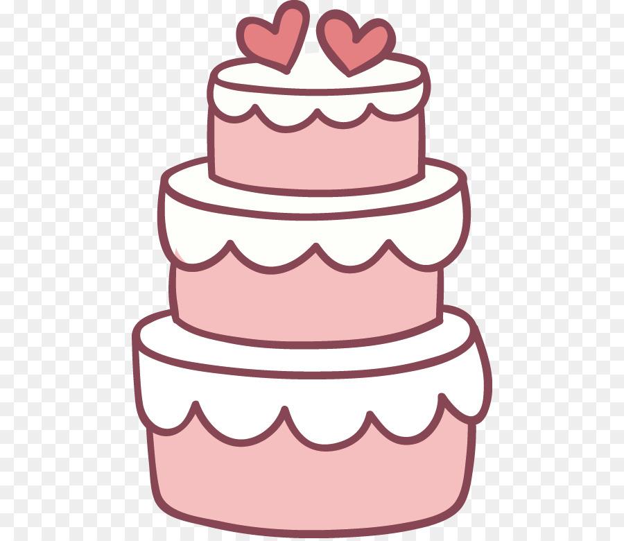 Wedding Cake Vector Download