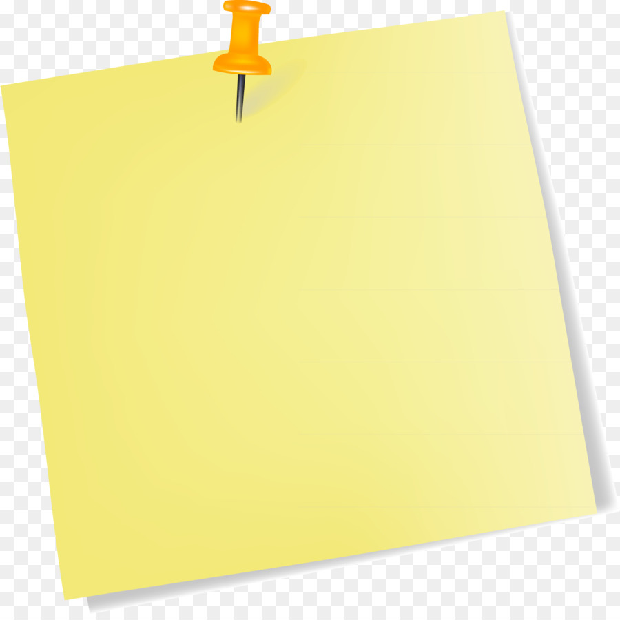 Red Post It Note With Push Pin Stock Photos, Pictures
