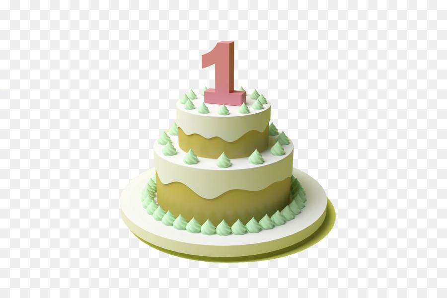 Birthday Cake Torta Torte Bxe1nh Strawberry Cream Cake One Year