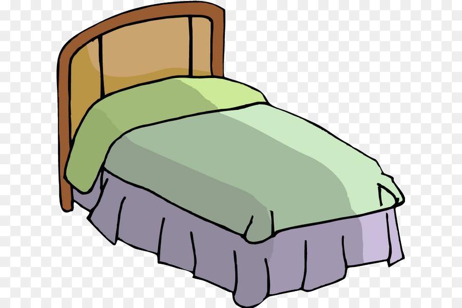 Bett Cartoon Matratze Illustration Bett Png Herunterladen 679