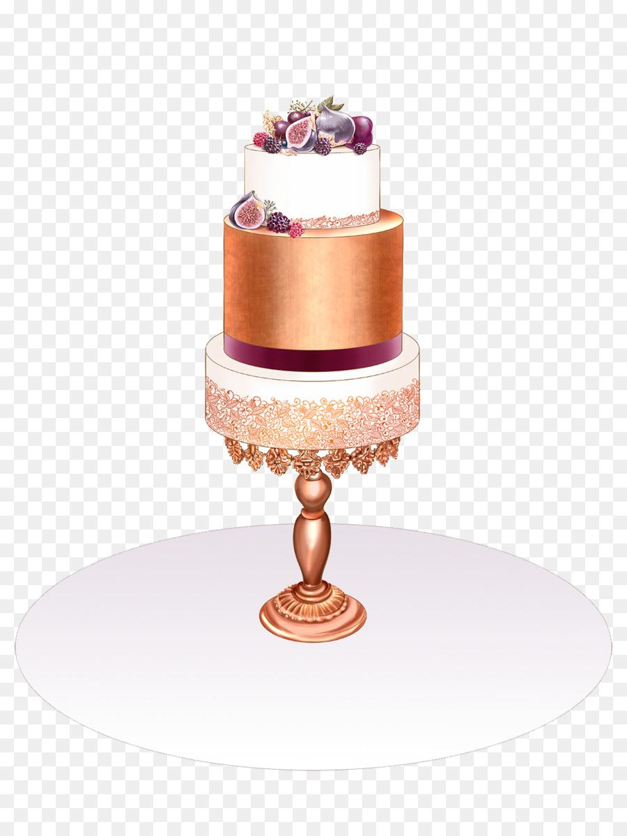 Wedding cake Layer cake Fruitcake Dobos torte Shortcake - Layer cake ...