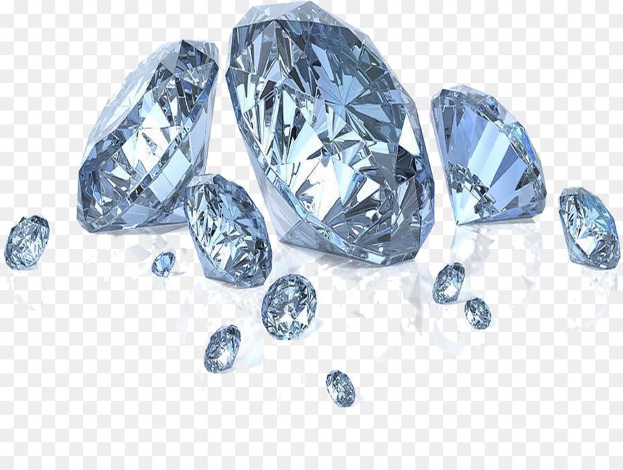 Sapphire Diamond Wallpaper