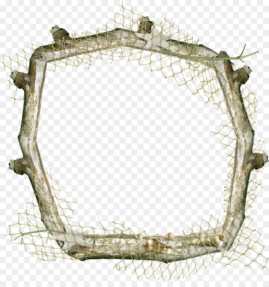 Picture frame Clip art - Fishing wooden frame png download - 1904 ...