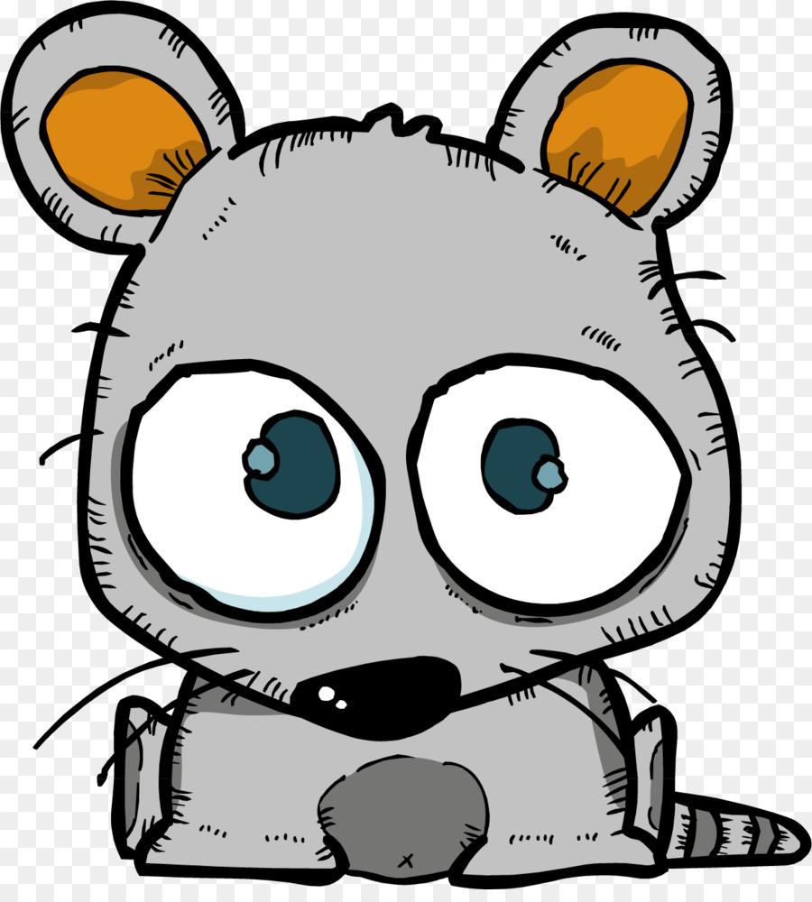 Mickey Mouse Minnie Fare Bilgisayar Fare Vektör Küçük Fare