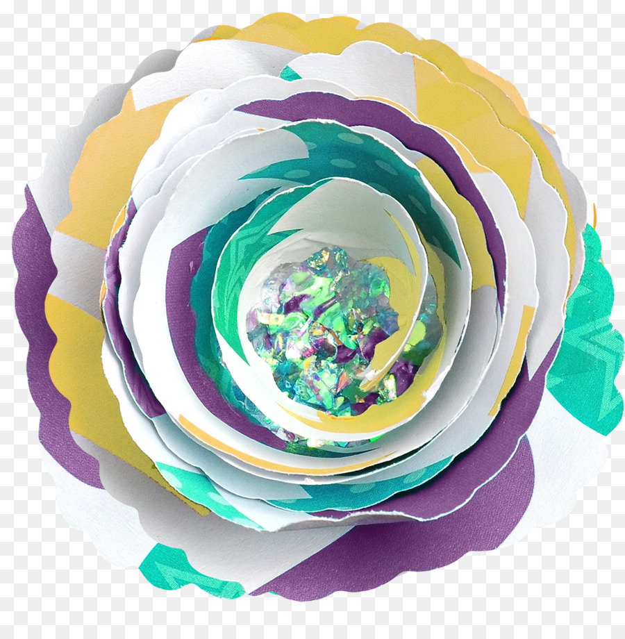 Origami Flowers Paper Colorful Origami Flower Png Download 900