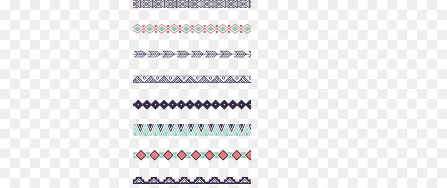 Marca Patrón De Ángulo - Geométricas línea de costura png dibujo ...
