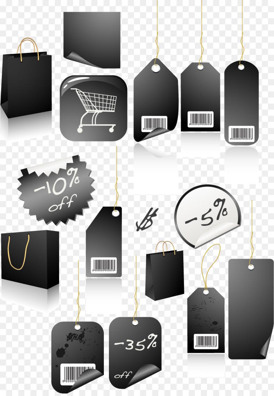 Euclídea del vector de Icono de Merchandising - Precio de etiqueta ...