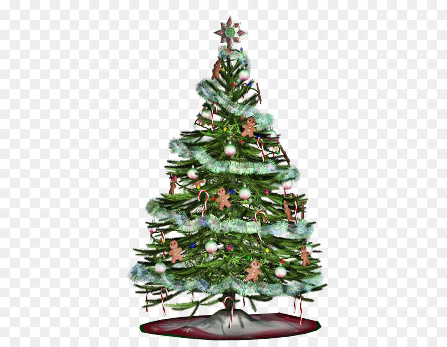 Christmas Tinsel Transparent.Christmas Tree Lights Png Download 700 700 Free