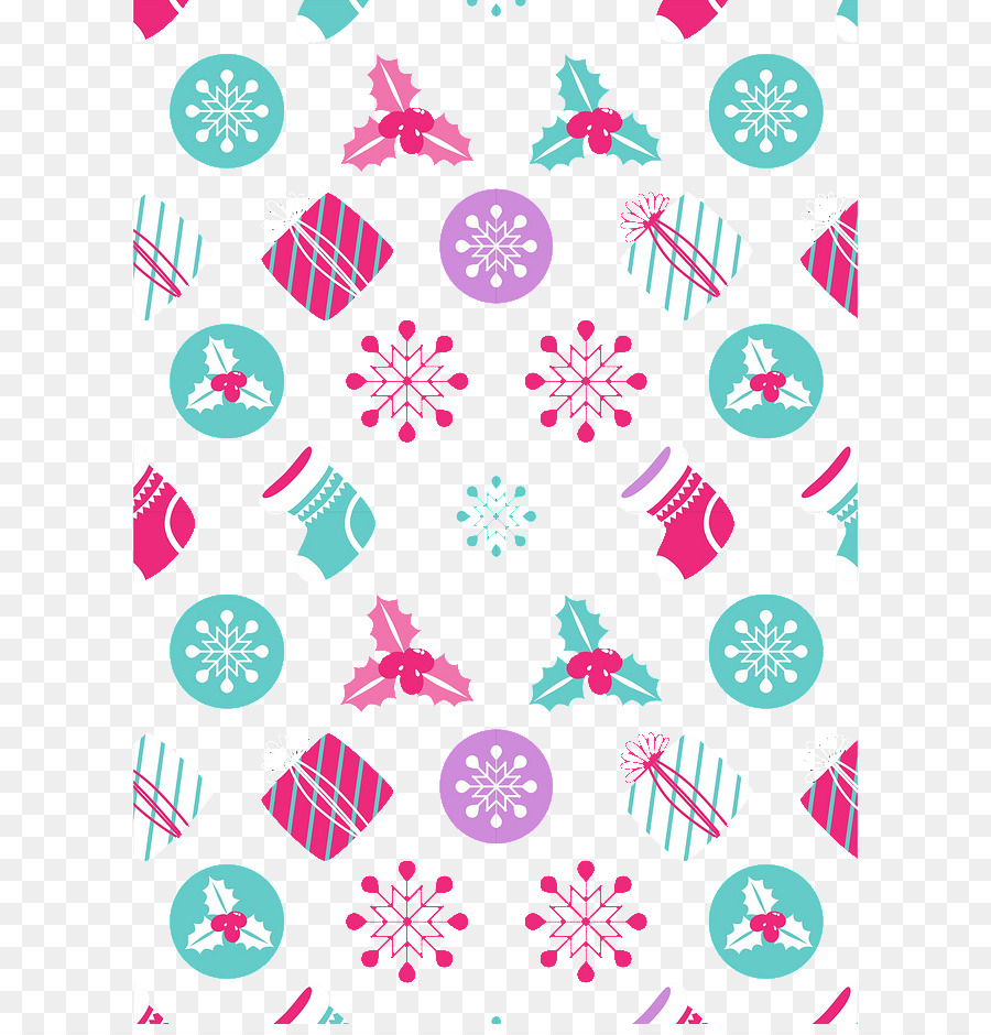Christmas Eve Gift - Hand drawn Christmas background png download ...
