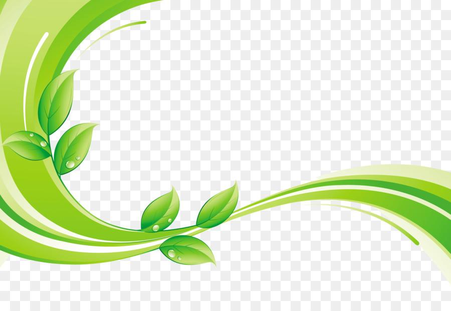Green Euclidean Vector Royalty-free