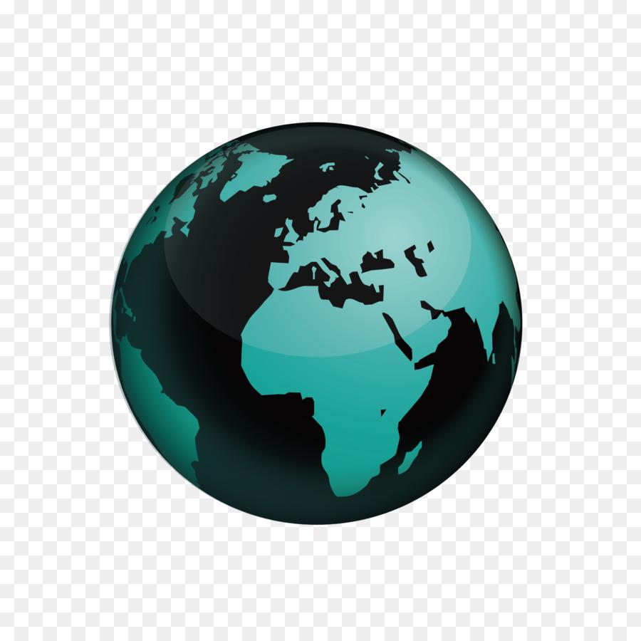 World map globe clip art vector hand painted cartoon globe world map globe clip art vector hand painted cartoon globe material gumiabroncs Gallery