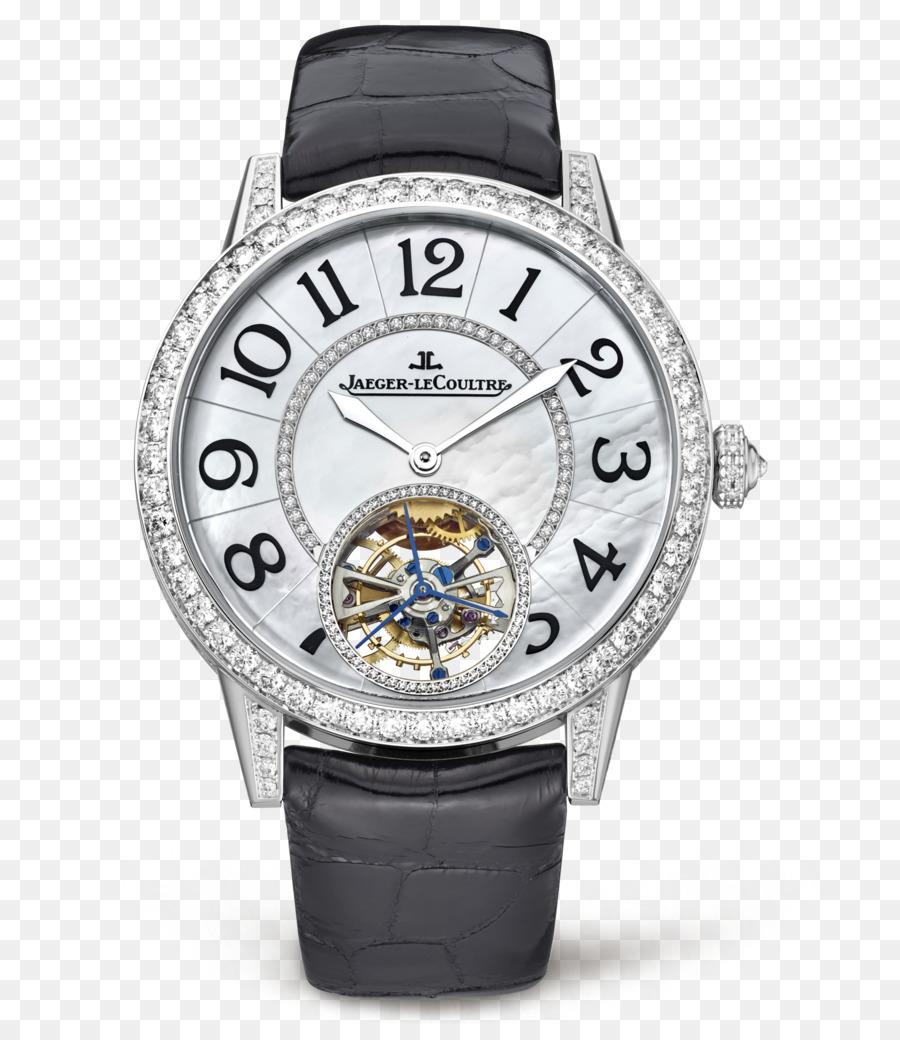 87844794a1e Relógio automático Turbilhão Relojoeiro Cronógrafo - Preto de prata relógios  Jaeger-LeCoultre relógios forma de mulher