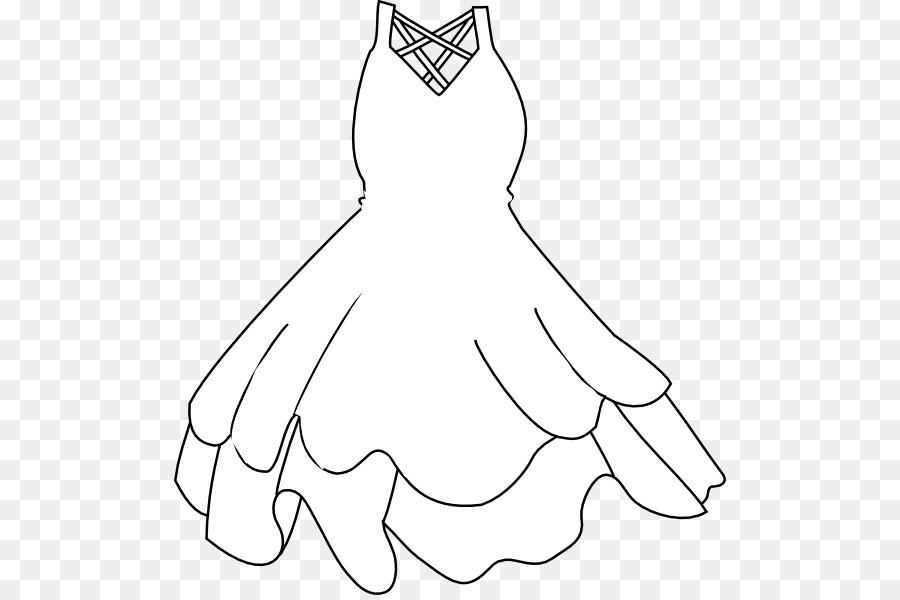 Wedding Dress White Clip Art