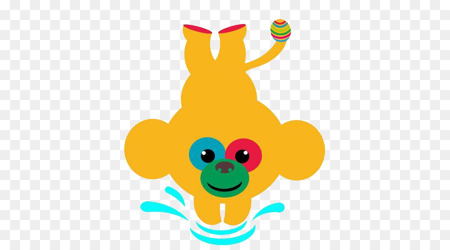 1231fbc0e Jogos da ásia Oriental Campeonato de Jogos Jogos Olímpicos de Clip-art -  Mergulho do macaco