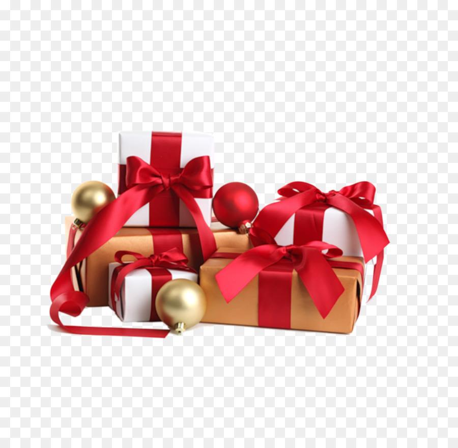 Christmas gift Christmas gift Gift wrapping - Luxury gift box png ...