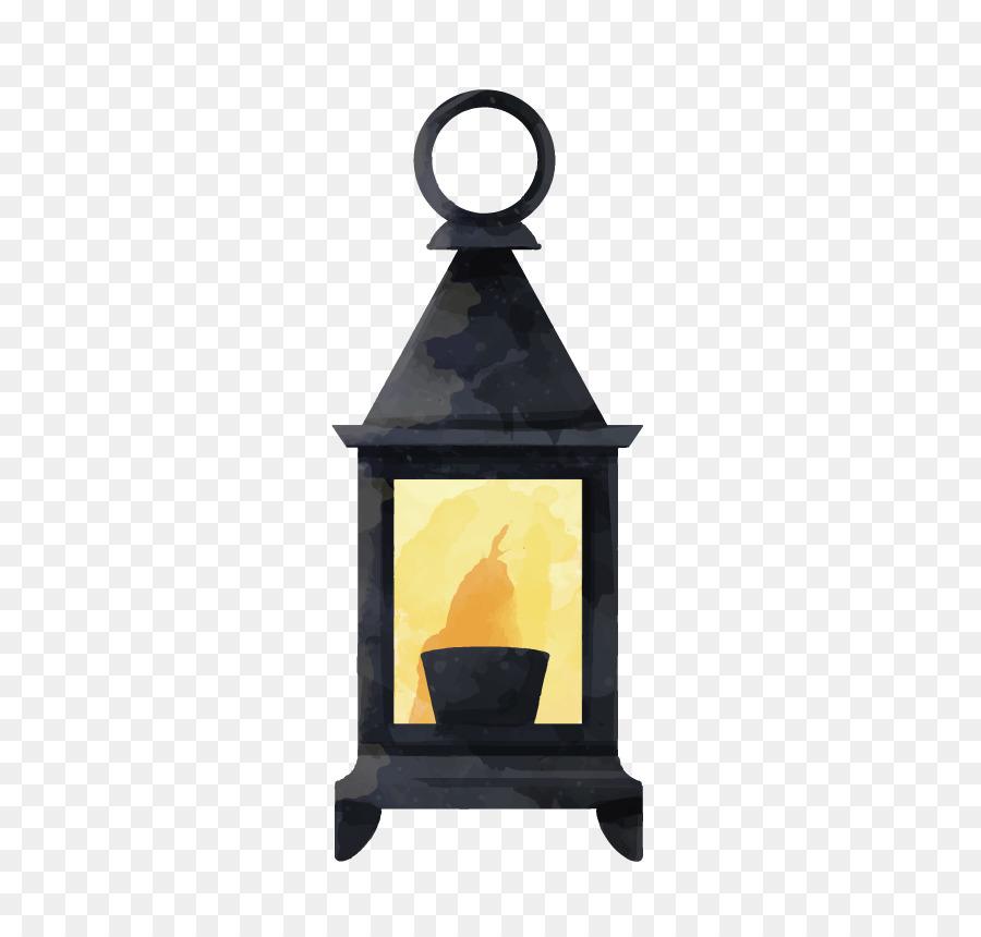 Electric Light Oil Lamp Lantern