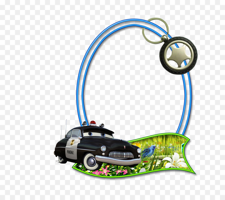 Picture frame Clip art - Cars with floral pattern png download - 800 ...
