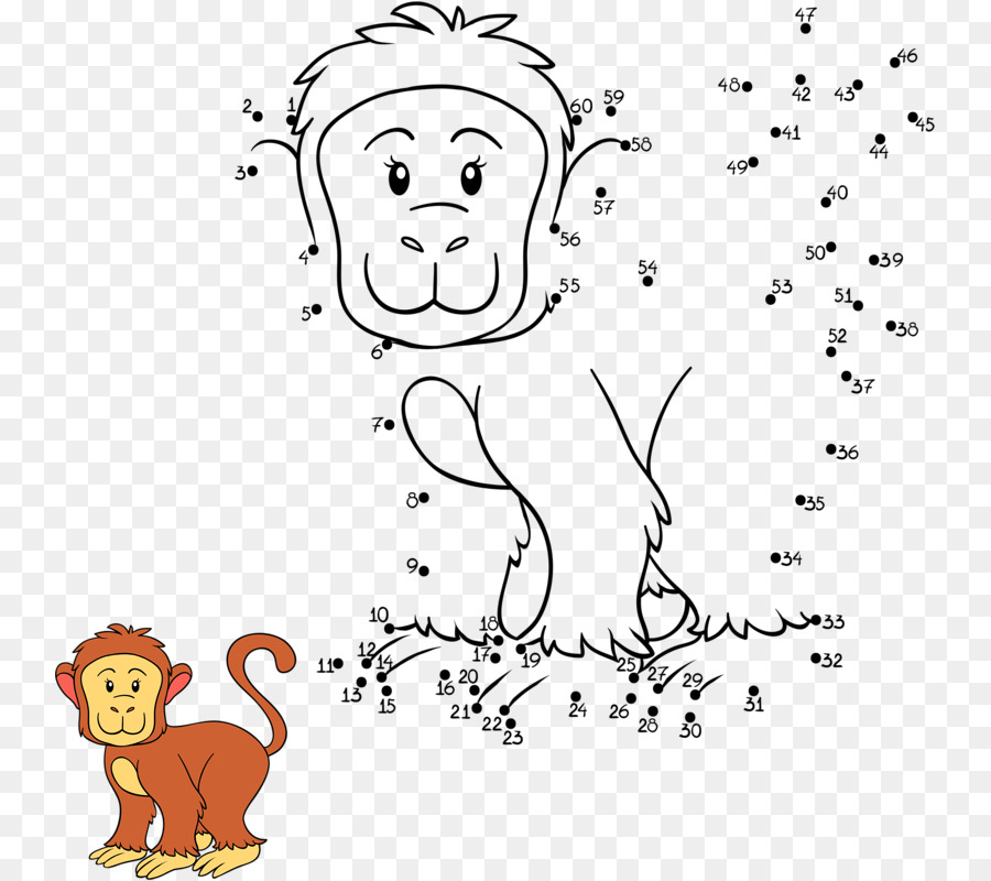 Makak Maymunu çizim Illüstrasyon Maymun çizimi Png Indir 799800