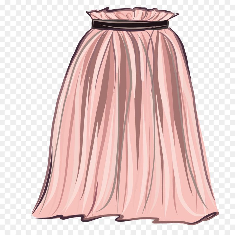 Falda De Vestido - Exquisito vestido de dama Formatos De Archivo De ...