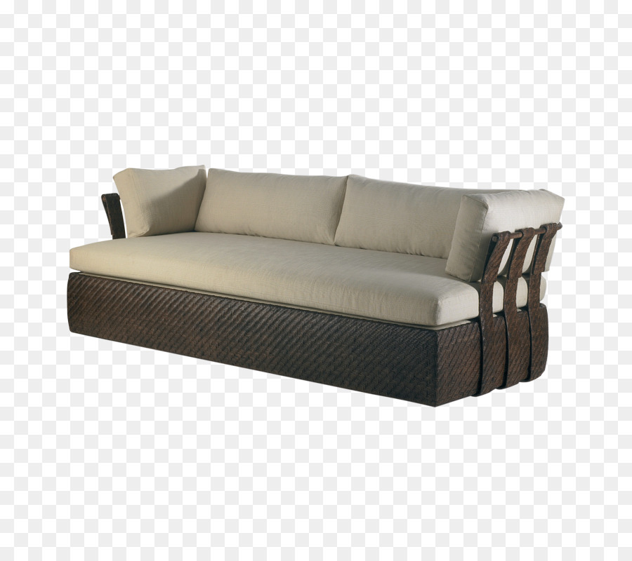 Loveseat Daybed Couch Furniture Divan   Simple Double Thick Sofa
