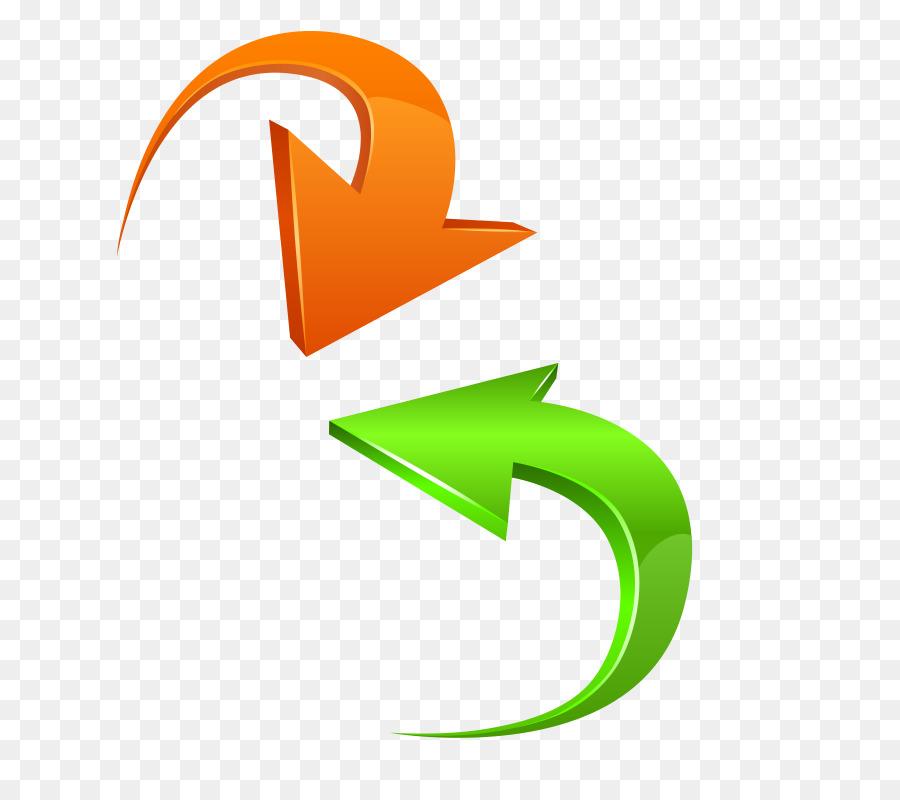Arrow Adobe Illustrator Orange Orange Arrow Png Download 800800