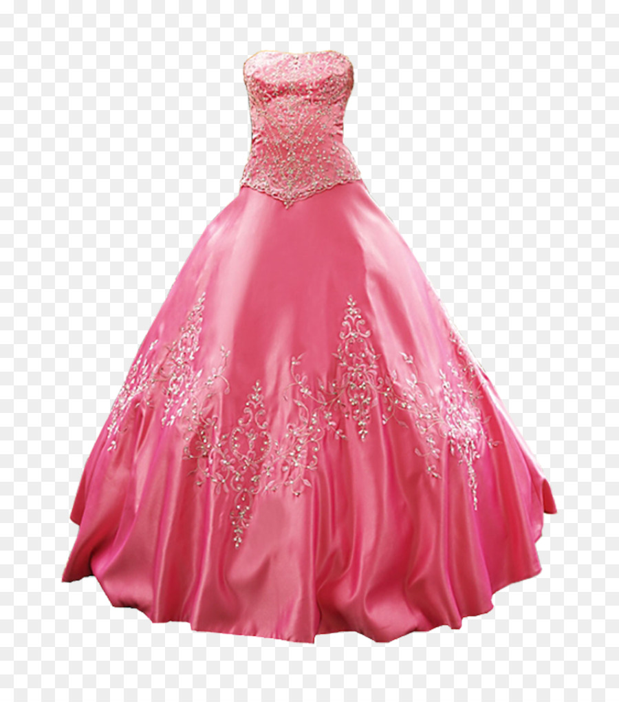 Vestido de Bola del vestido de la Moda - la boda Formatos De Archivo ...