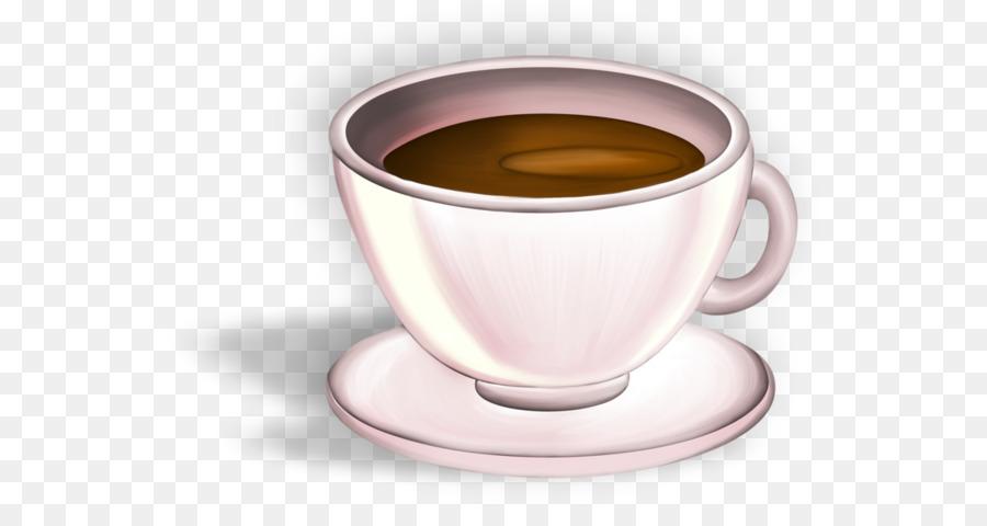 Kaffee Tasse Tee Clipart Eine Tasse Kaffee Png Herunterladen 600