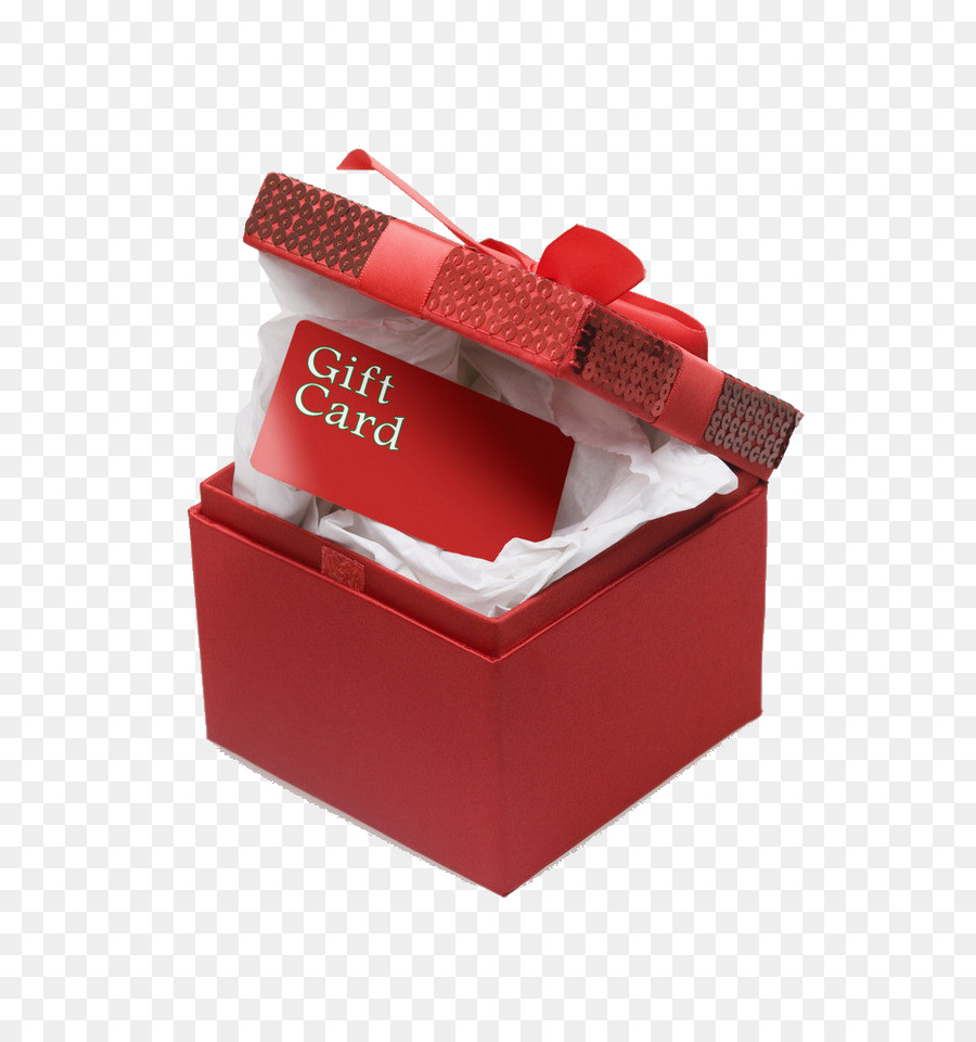 Gift Card Retail Product Return Costco Red Gift Box Gift Card Png