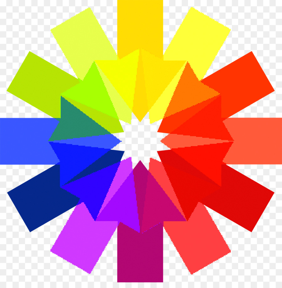 Paper Origami Circle Colorful Origami Ring Png Download 1200