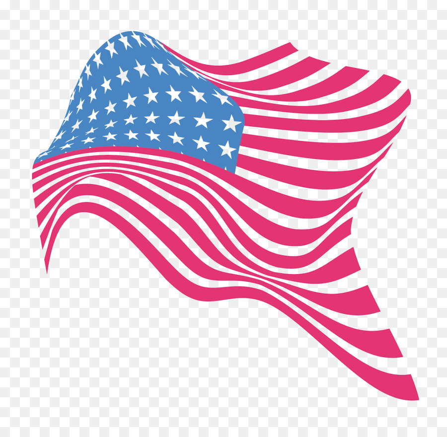 Flag Of The United States Clip Art