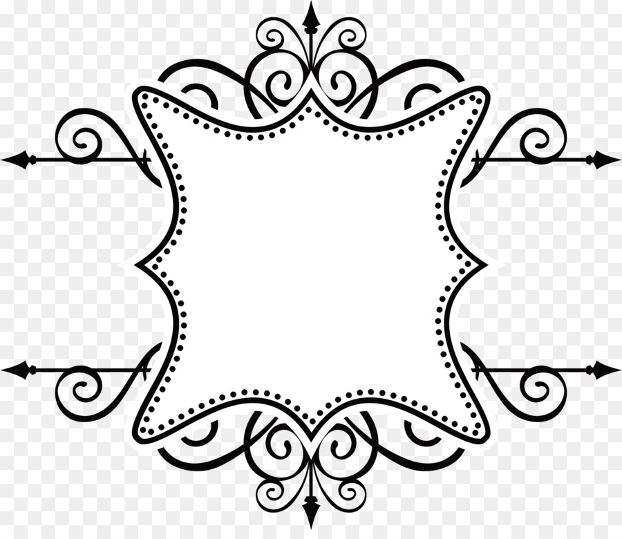 Picture frame Graphic design - Cute vector ancient box png download ...