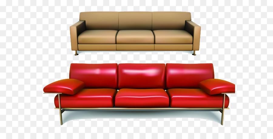 Couch Mobel Wohnzimmer Buro Leder Sofa Png Herunterladen 650 450