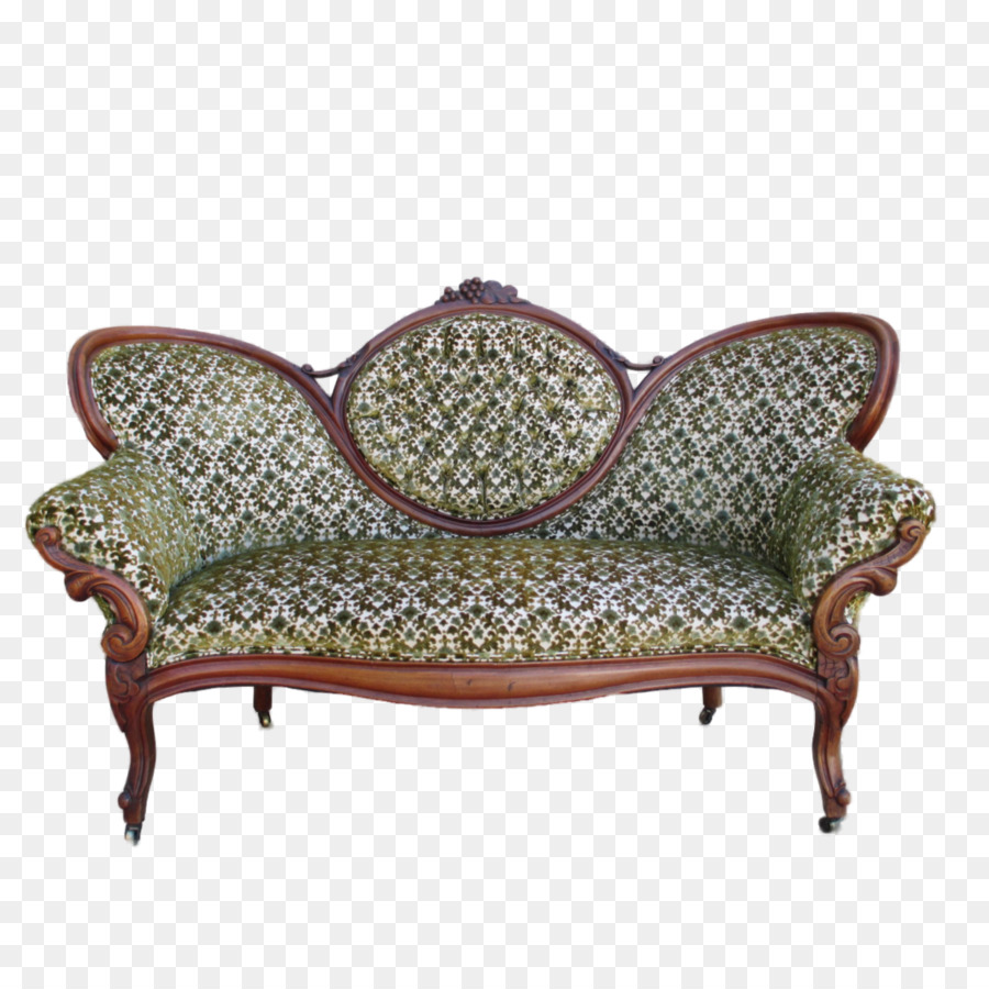 Victorian Era Couch Furniture Chair Living Room Creative Sofa Png 1024 Free Transpa
