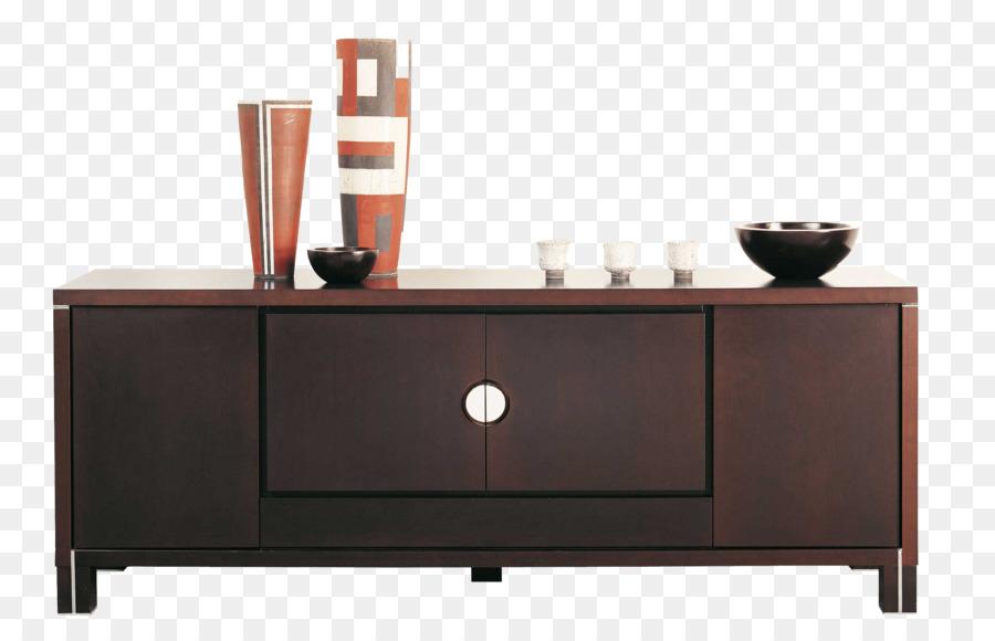 Sideboard Designer table roche bobois designer sideboard - model 3d cartoon,wooden
