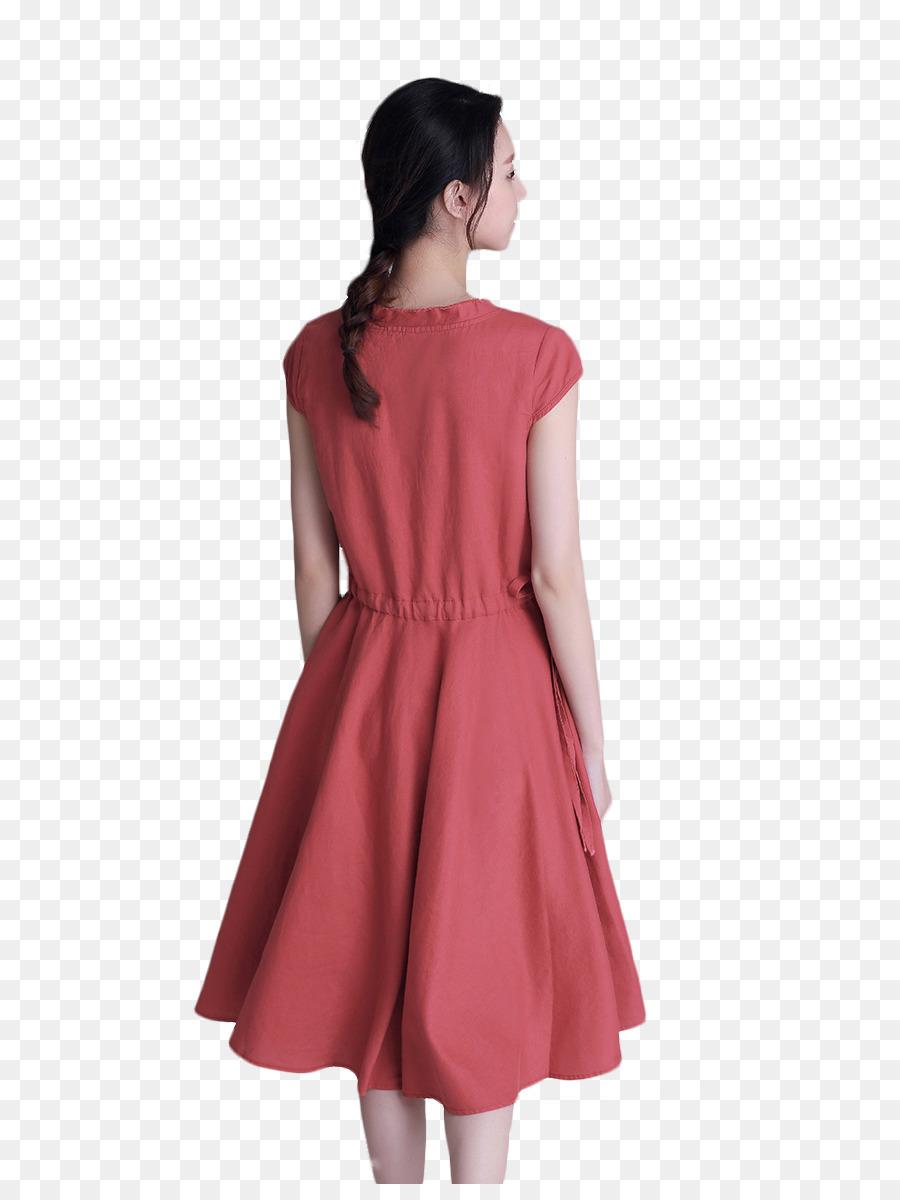 El Diseñador De Vestido Casual - Casual de algodón vestido Formatos ...