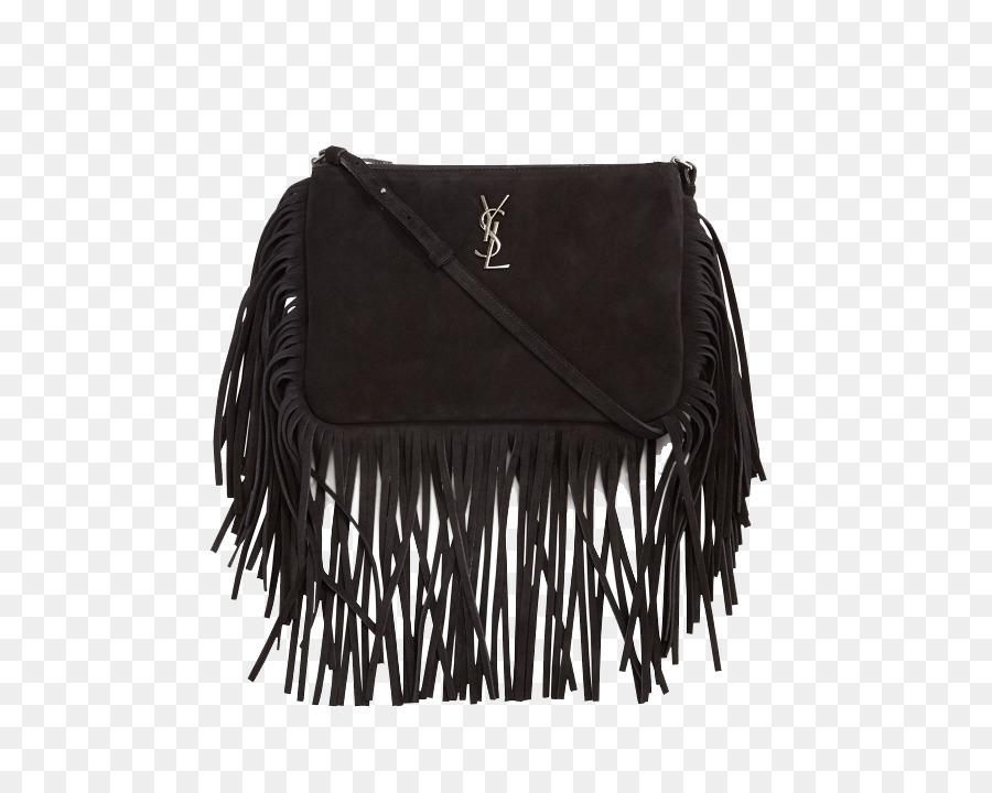 Yves Saint Laurent Handbag Suede Fringe - SaintLaurent suede fringed bag  png download - 656 701 - Free Transparent Yves Saint Laurent png Download. 39f84e3eae6bb
