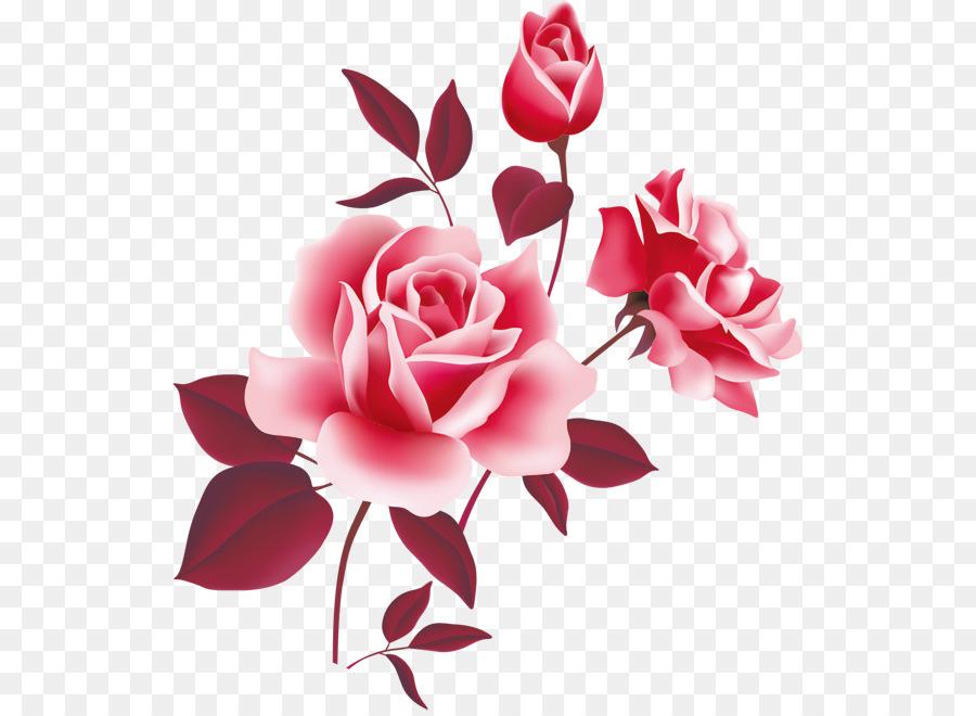 rose pink free clip art vector floral flowers png download 582 rh kisspng com free clipart resurrection free clip art respect