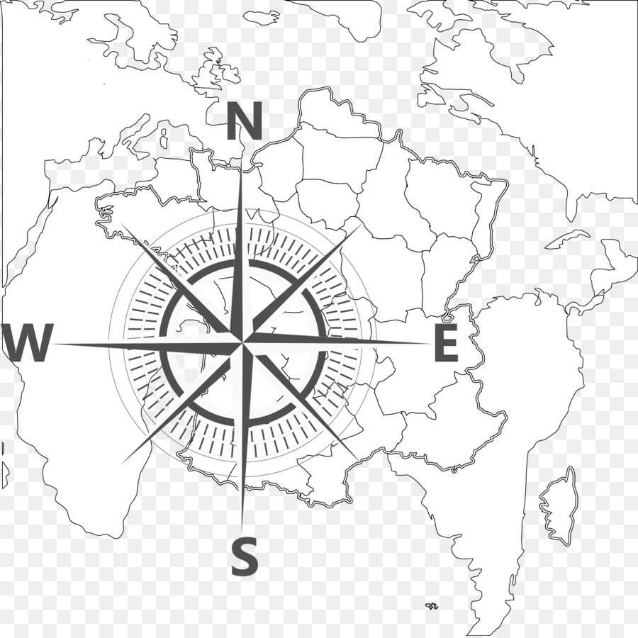 Compass world map clip art navigation map png download 20882081 compass world map clip art navigation map gumiabroncs Image collections
