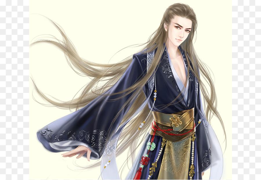History of asian hair