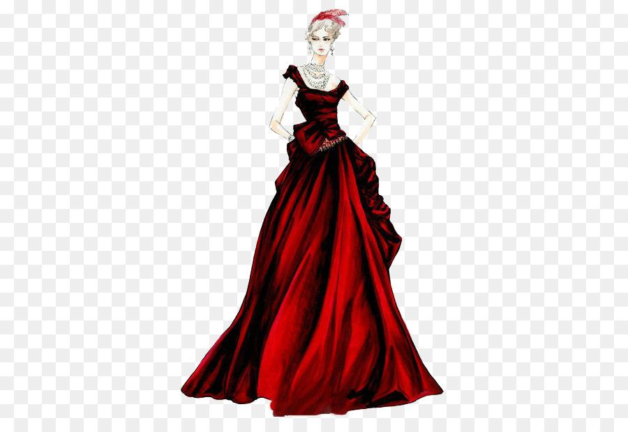 Costume Designer Academy Award for Best Costume Design Dress - Red ...