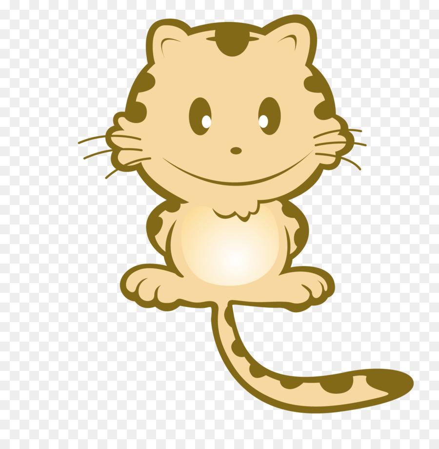 Leopardo Tigre libro para Colorear León Felidae - Lindo gato ...
