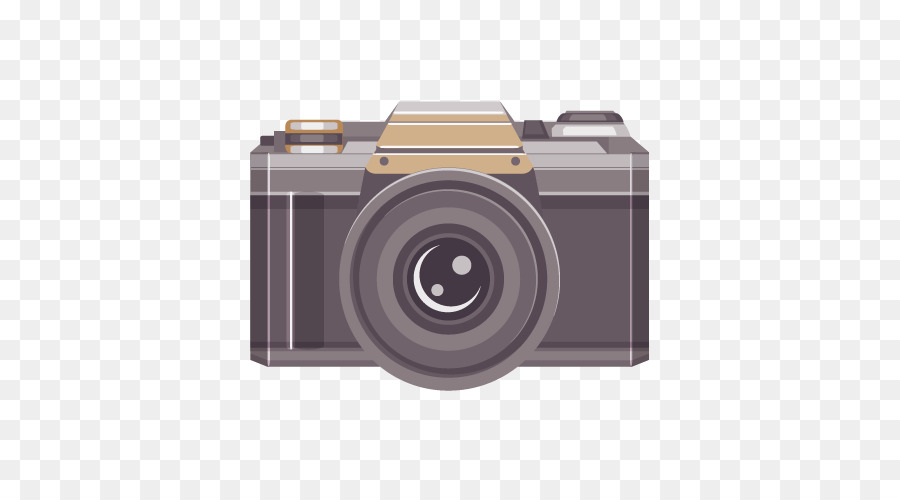 Camera Vintage Vector Png : Mirrorless interchangeable lens camera vector camera hd clips free