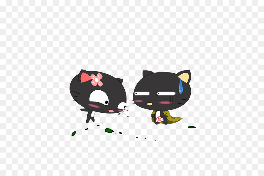 Mashimaro Cartoon Wallpaper Rogue Cat Png Download 600600