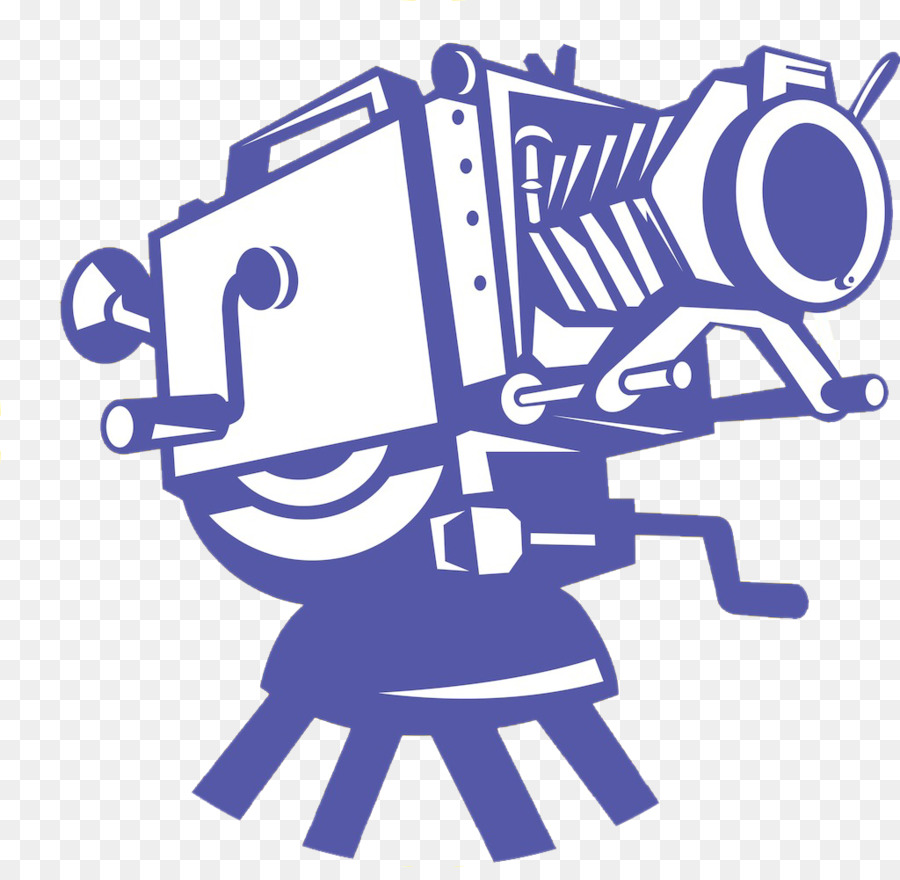 Photographic film Movie camera Film director Clip art - Hand-painted blue  vintage retro film camera assignment png download - 1024*986 - Free  Transparent ...
