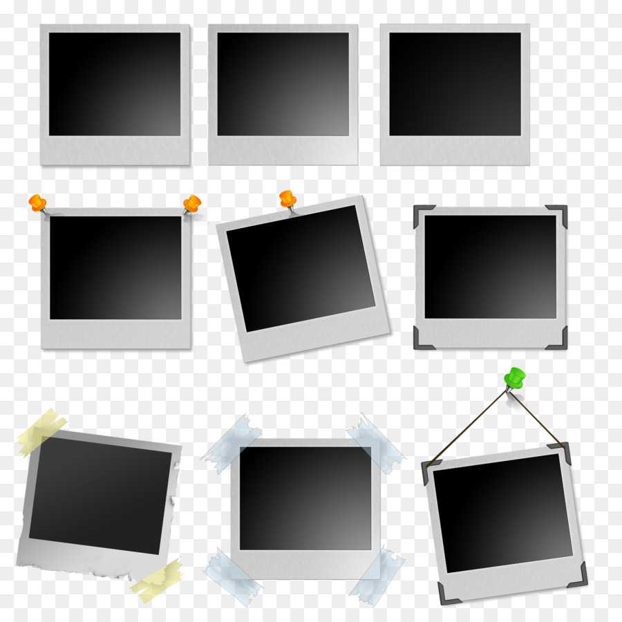 Picture frame Template - Various frame models png download - 1501 ...