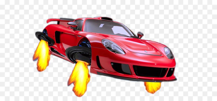 Sports Car Supercar Grand Tourer Wallpaper Fire Car Png Download