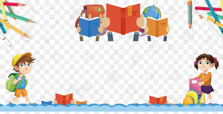 Dibujo A Lápiz, Ilustración - De dibujos animados del libro de niños ...