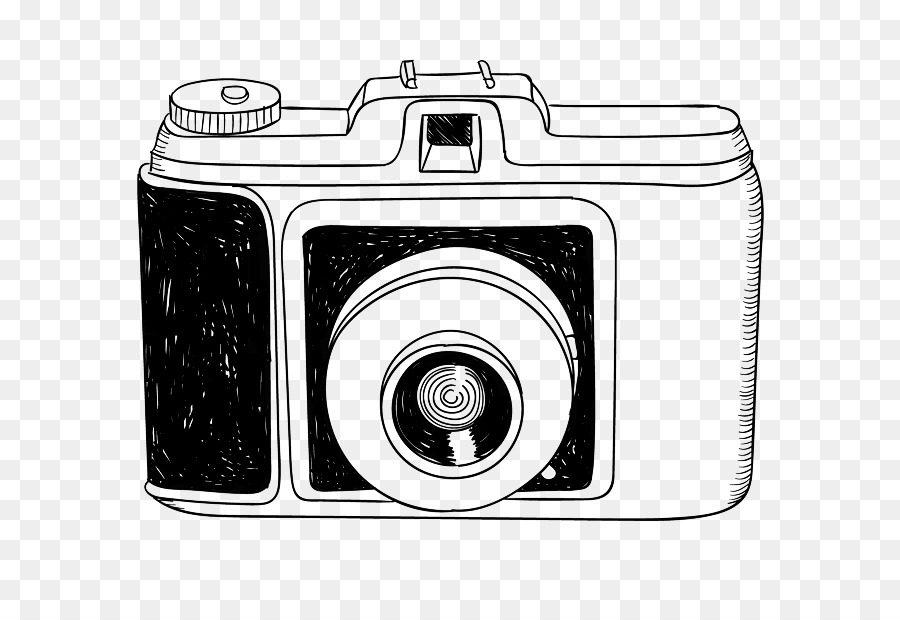 Camera Drawing Photography Clip Art