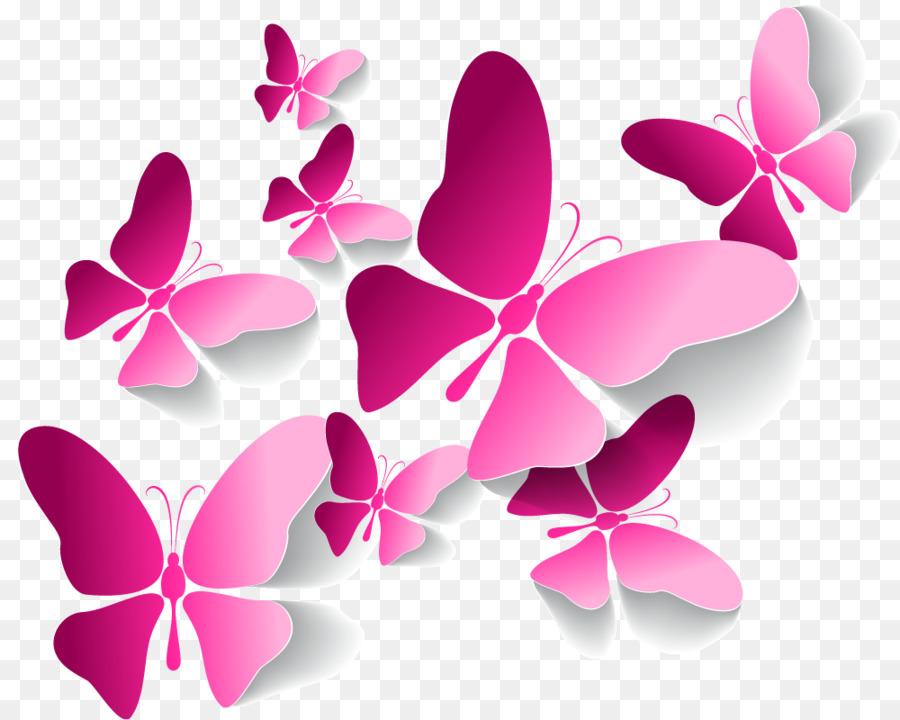 Imagenes De Mariposas De Colores: Dibujos De Mariposas De Colores